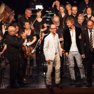 Foto: Ars Electronica, Brucknerhaus 2014