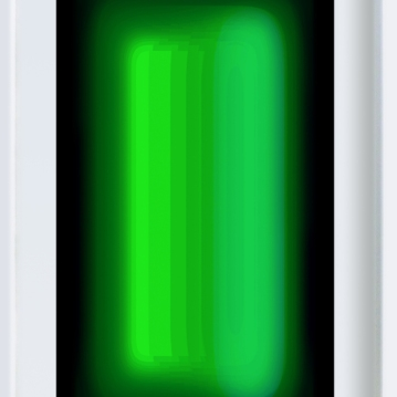 W_WHITESCREEN_6 2010-12 intermedial painting in artists light frame 156x96cm