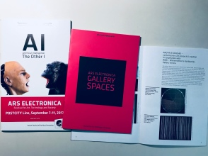 Ars Electronica Gallery Space 2017