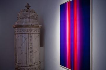 photo Lena Kern 2018 – exhibition AROTIN & SERGHEI Metamorphosis – W&K Palais 2018